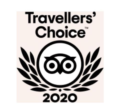 Traveller's choice 2020 tripadvisor